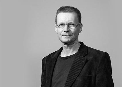 Graafinen suunnittelija Juha Immonen