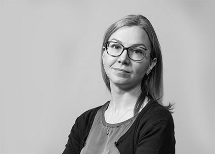Viestinnän asiantuntija Suvi Rinta-Kiikka